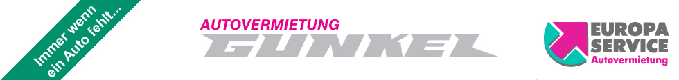 Autovermietung Gunkel GmbH & Co. KG Europa Service